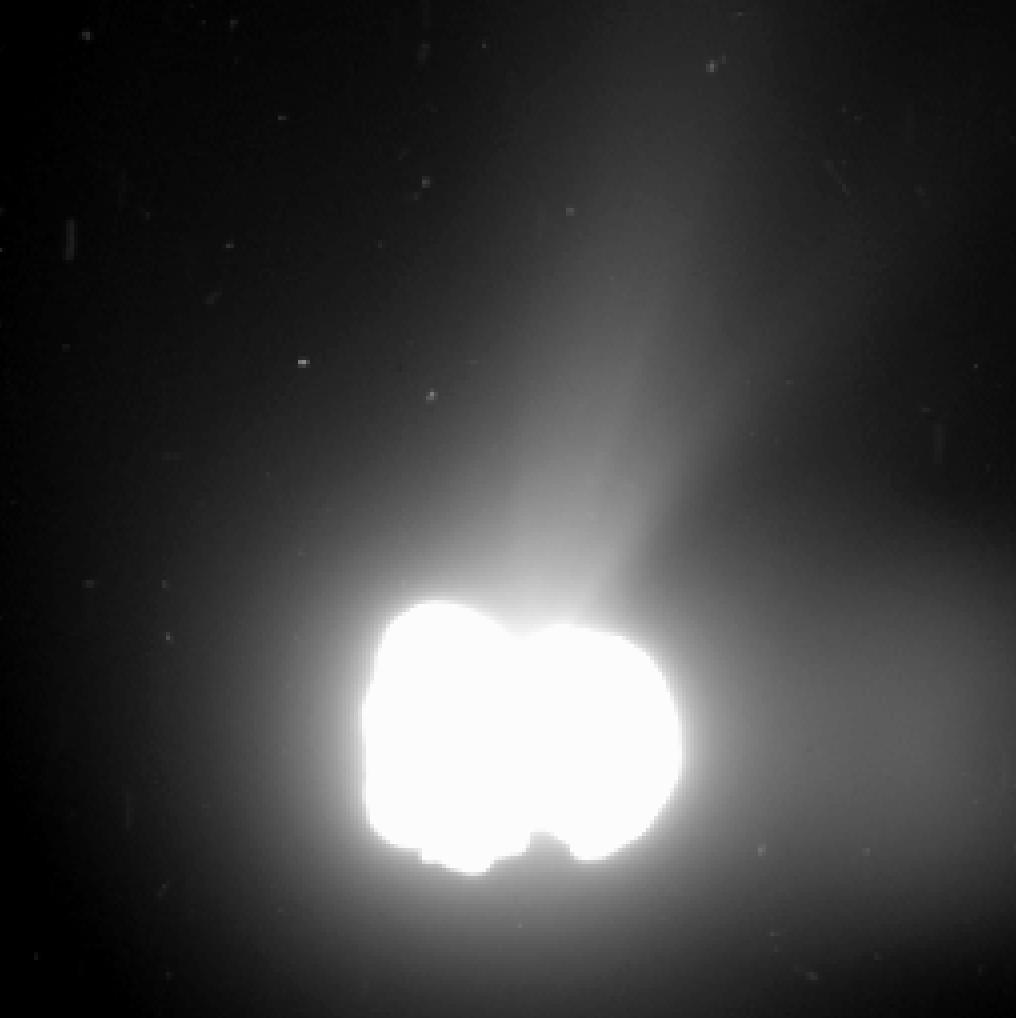 67P/C-G 2 sierpnia 2014 (OSIRIS) (WAC)