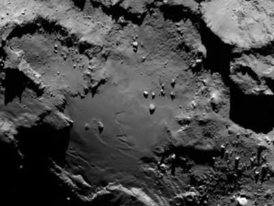 67P/C-G 6 sierpnia 2014 (OSIRIS) (2)