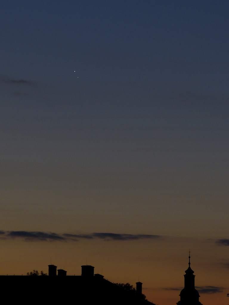Jowisz, Wenus, Żywiec (III)