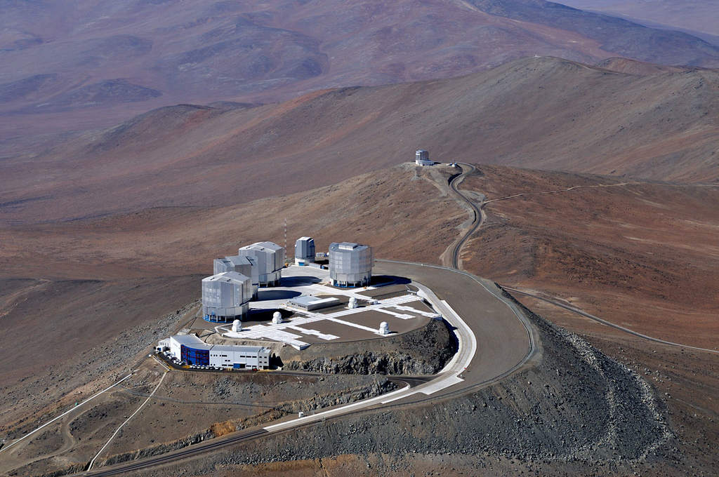 Obserwatorium ESO w Paranal