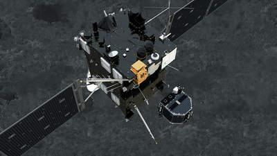 Philae odłącza się od Rosetty