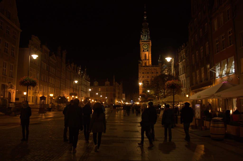 Seminarium Gdańsk 2014 - starówka
