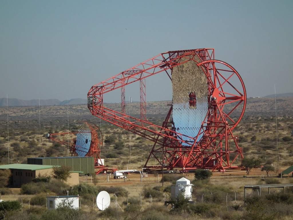 Teleskop projektu H.E.S.S.