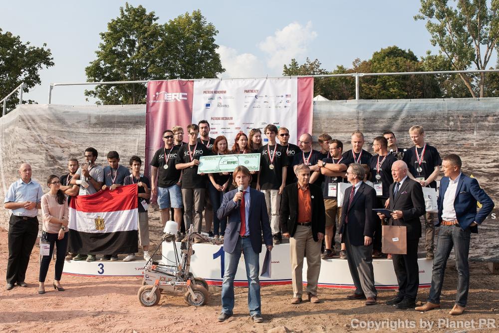 European Rover Challenge 2014 - zakończenie