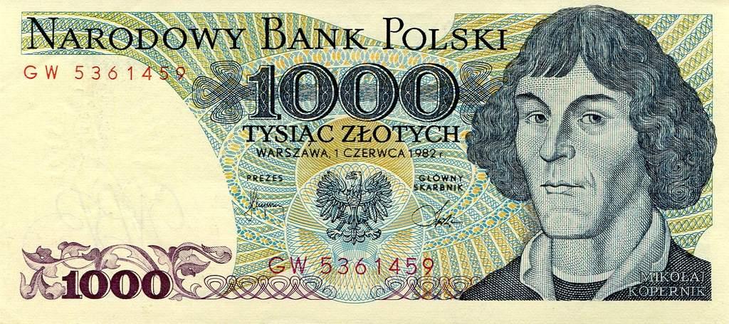 Mikołaj Kopernik, portret