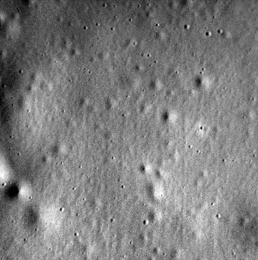 Ostatnie zdjęcie z sondy MESSENGER