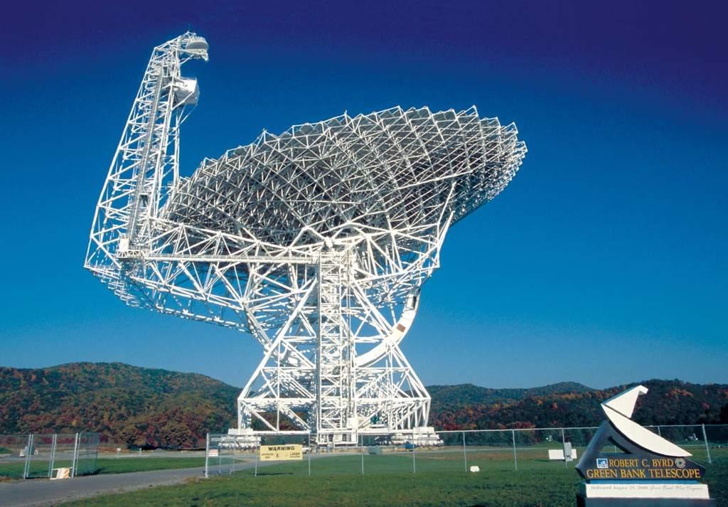 Radioteleskop Green Bank
