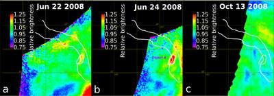Strefa ryftu Ganiki Chasma na Wenus