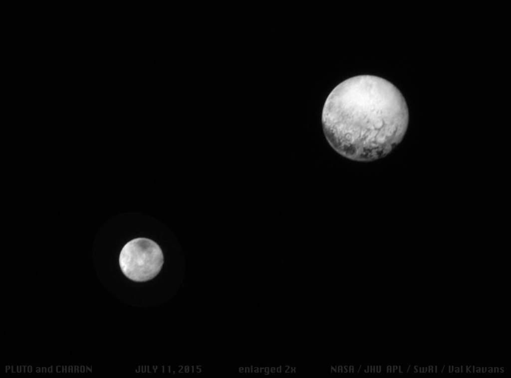 Pluton -- New Horizons 4
