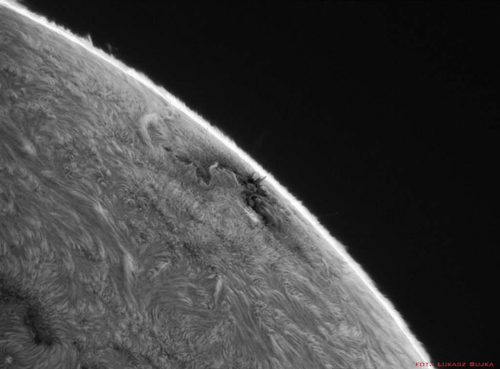 TZMA - Warsztaty astrofotografii słonecznej