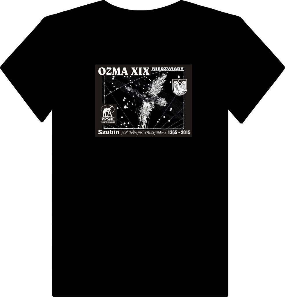 XIX OZMA - oficjalna koszulka