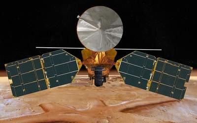 Sonda Mars Reconnaissance Orbiter