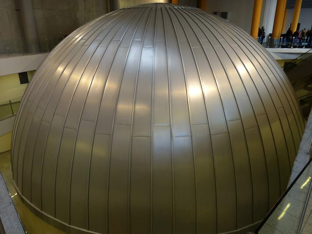 Kopuła Planetarium EC (II)