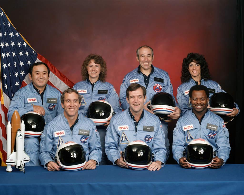 Załoga misji STS-51-L