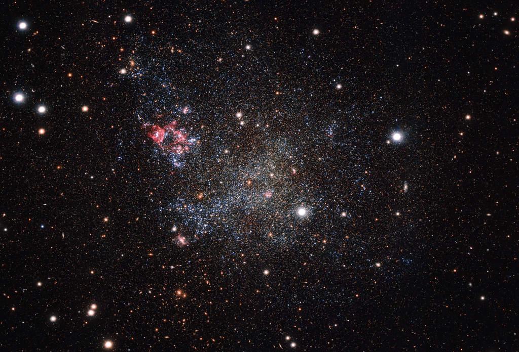 Galaktyka karłowata IC 1613