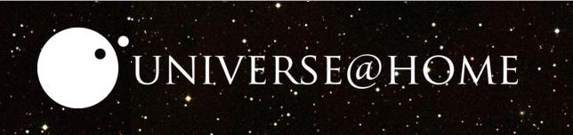 Logo projektu Universe@Home