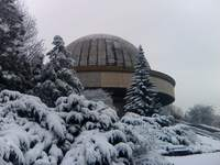Planetarium zima 2016