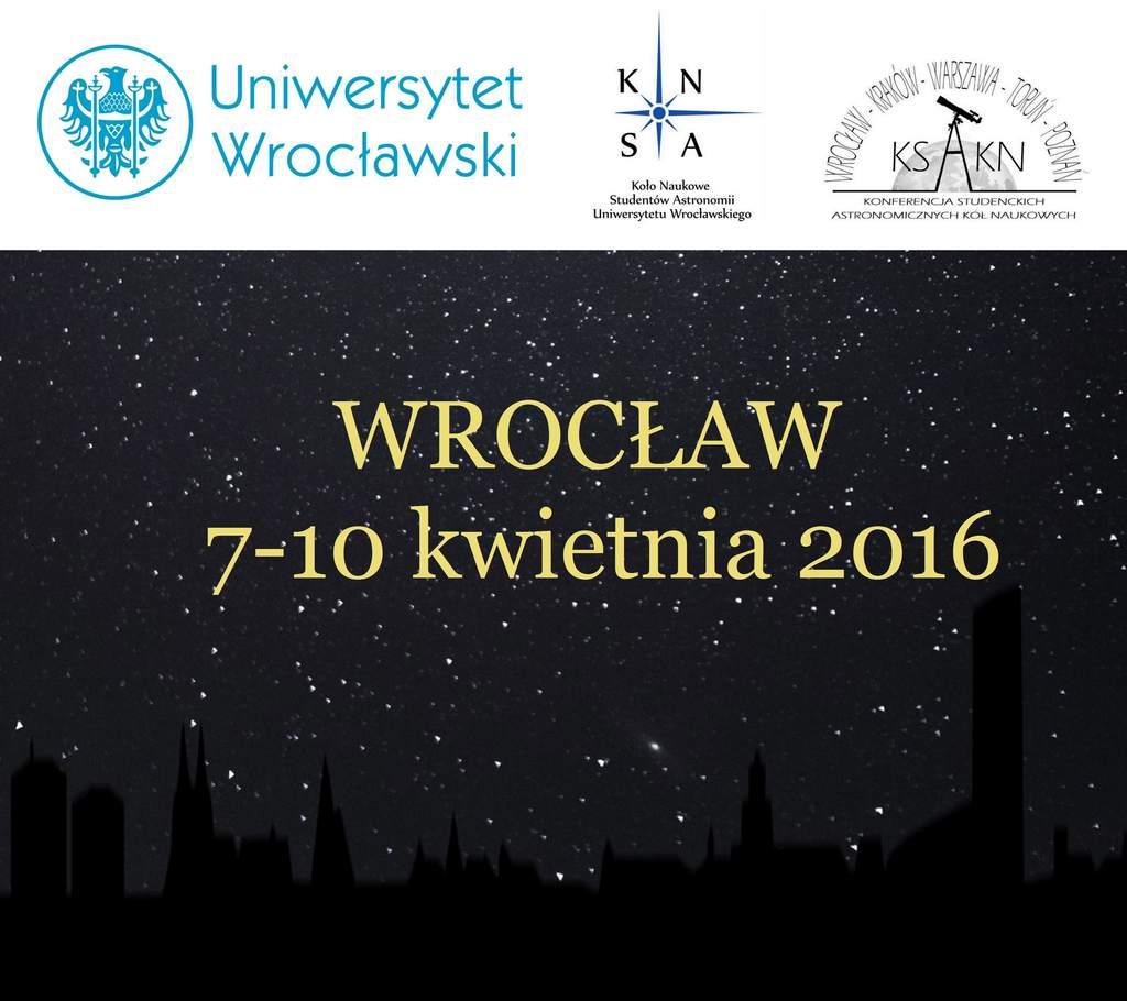 Konferencja Studenckich Astronomicznych Kół Naukowych