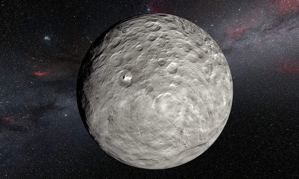 Wizja artystyczna Ceres