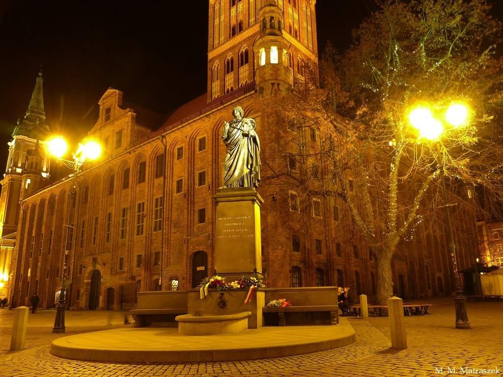 Pomnik Mikołaja Kopernika w Toruniu (II)