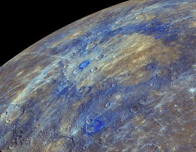 Merkury wfałszywych kolorach