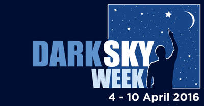 Dark Sky Week - logo