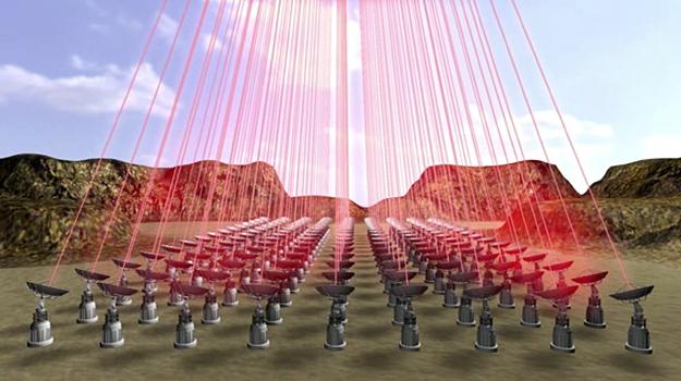 Lasery mają wytworzyć wiązkę o mocy 100 gigawatów