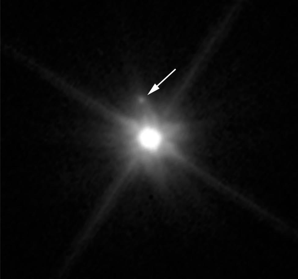 Pierwszy księżyc odkryty wokół planety karłowatej Makemake.