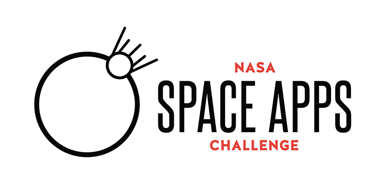 Logo NASA Space Apps Challenge.