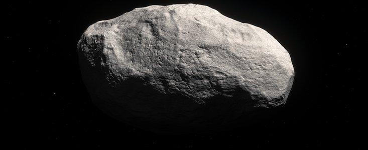 Koncepcja artystyczna komety C/2014 S3