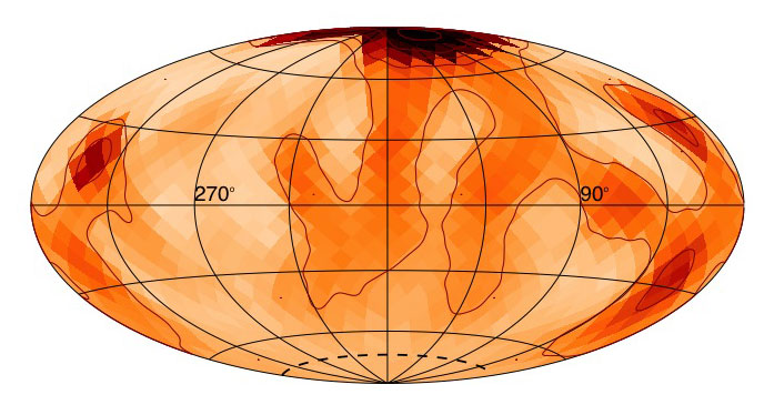 Plama na Zeta Andromedae