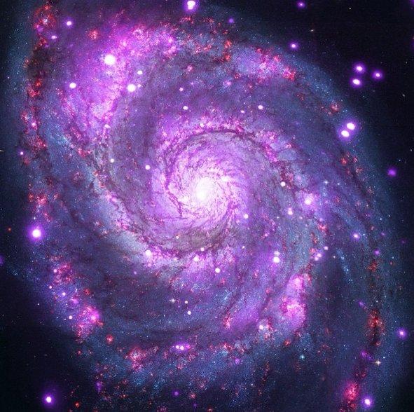 Wizja Drogi Mlecznej
