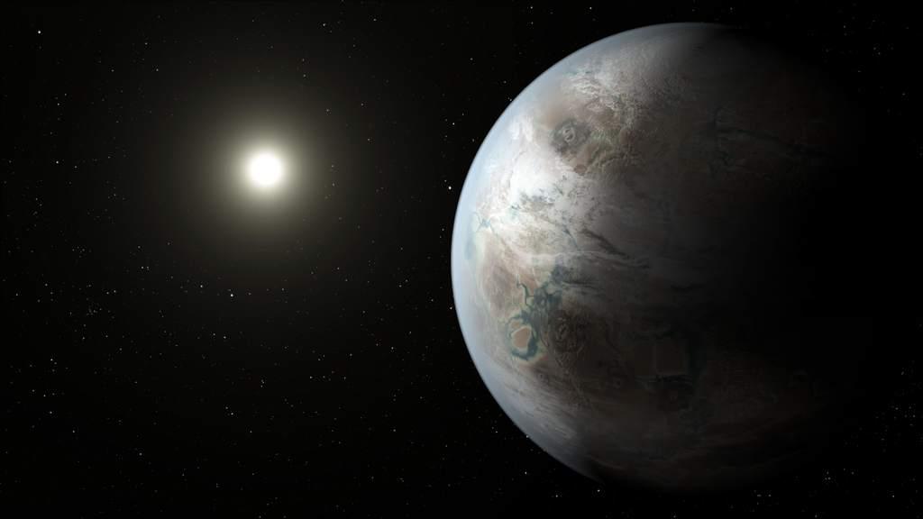 Kepler-452b - Gwiezdne Wojny