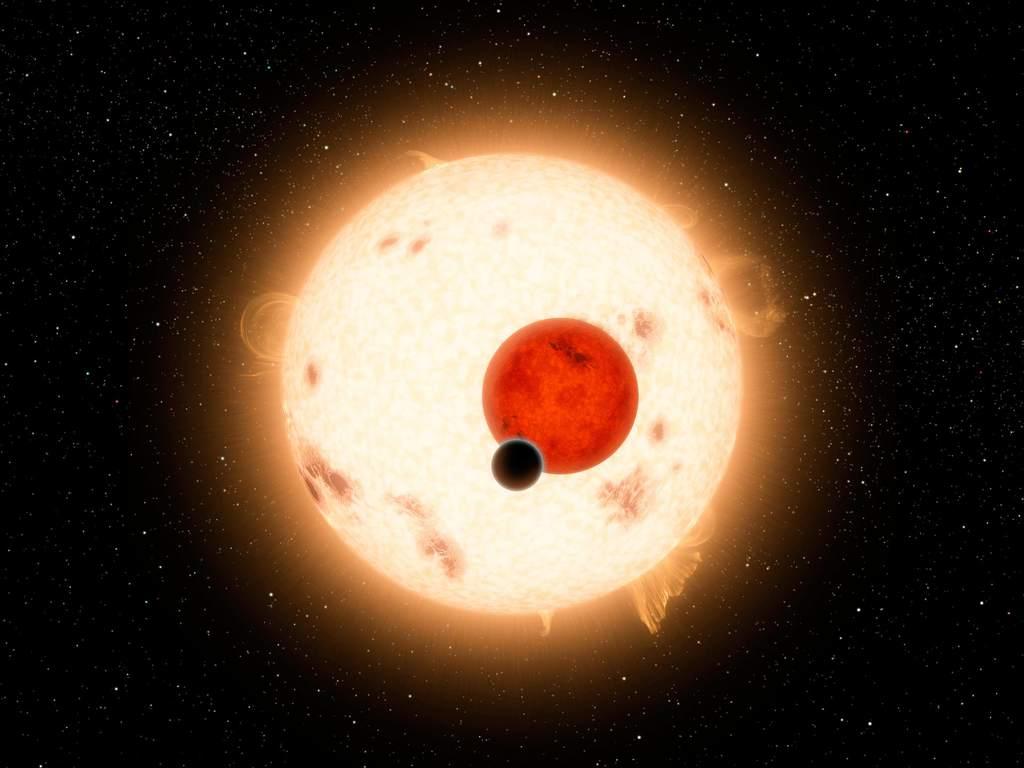 Planeta wpodwójnym systemie, Kepler-16b.
