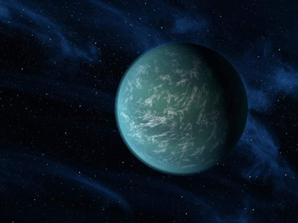 Super-Ziemia Kepler-22b